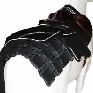 Couvre reins Techno-Pro Pro-Confort Horsewear Therapeutic Exercise Blanket