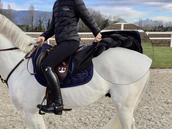 Couvre-reins Techno-Pro